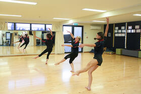 St Peters School Dance Program