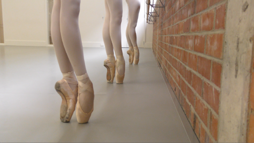What age should I go on pointe?