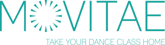 Movitae logo take your dance class home